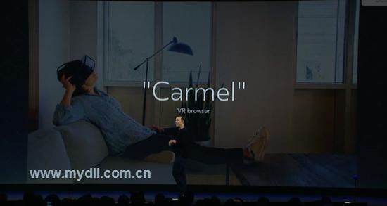 carmel WEBVR浏览器发布