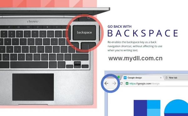 Go Back With Backspace扩展插件