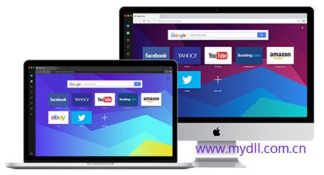 Opera浏览器Mac版