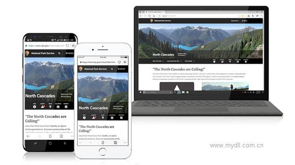 Edge浏览器跨平台同步