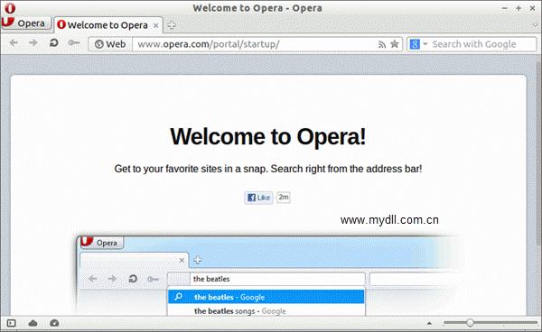 Opera浏览器国际版