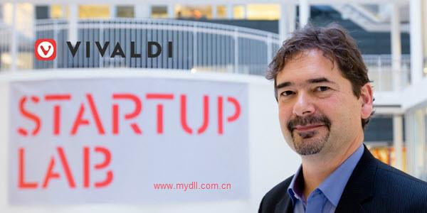 Vivaldi浏览器CEO兼联合创始人 Jon von Tetzchner