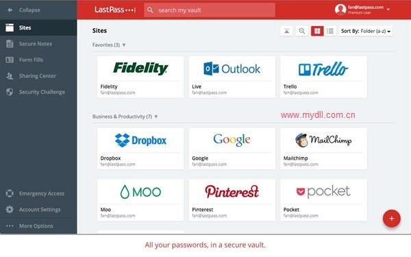 LastPass插件