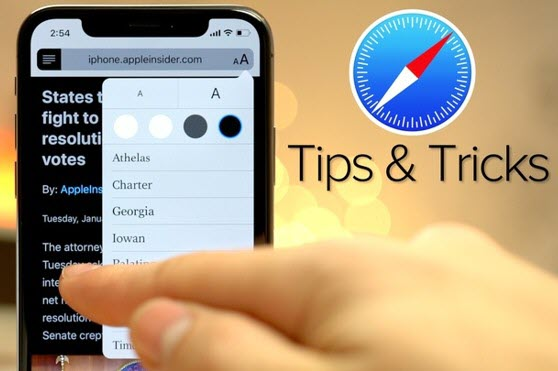 Safari11新功能和操作技巧