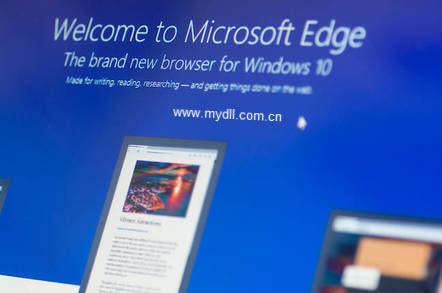 欢迎使用Edge浏览器