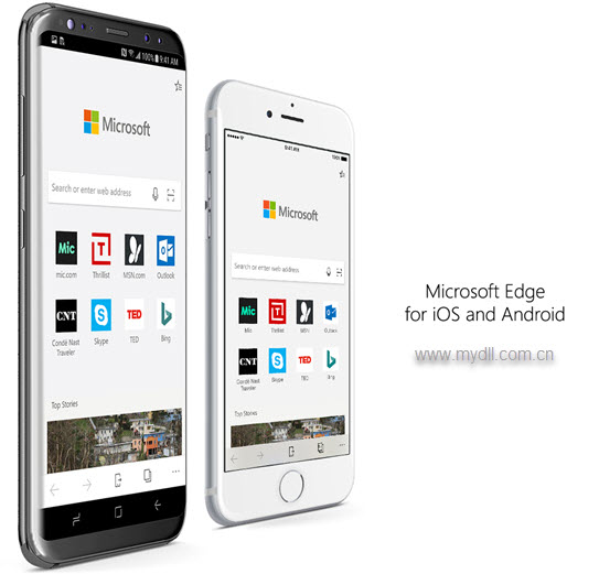 edge for ios-android