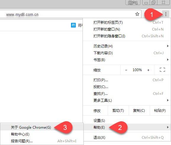 关于Google Chrome