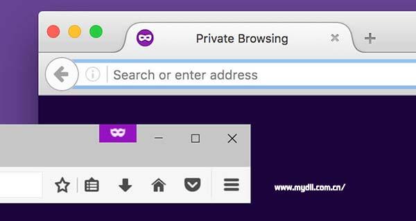 浏览器无痕浏览模式