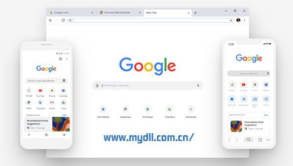 Google-Chrome-浏览器