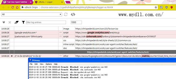 Chrome连接谷歌服务器