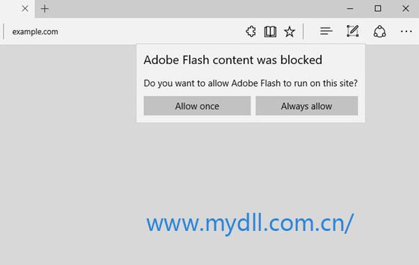 启用-Adobe-Flash-Player
