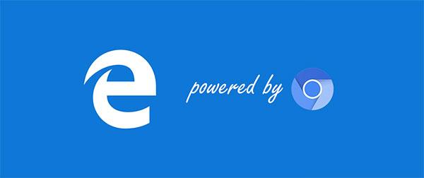Chromium Edge预览版