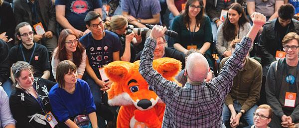 Mozilla基金会团队