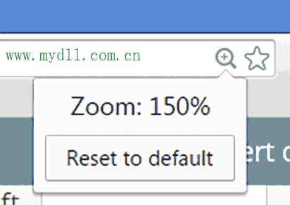 调整浏览器大小比例