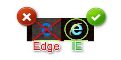 Edge浏览器改成IE浏览器的方法